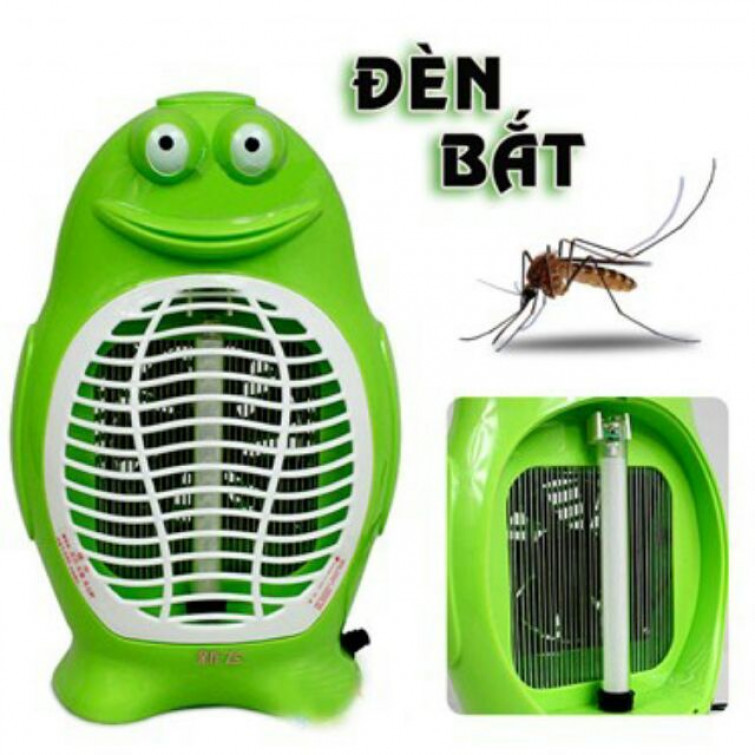 Đèn bắt muỗi cao cấp1