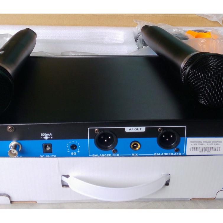 Micro không dây BOSS MT 990 cao cấp