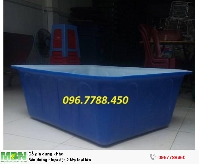 thùng nhựa giá rẻ3