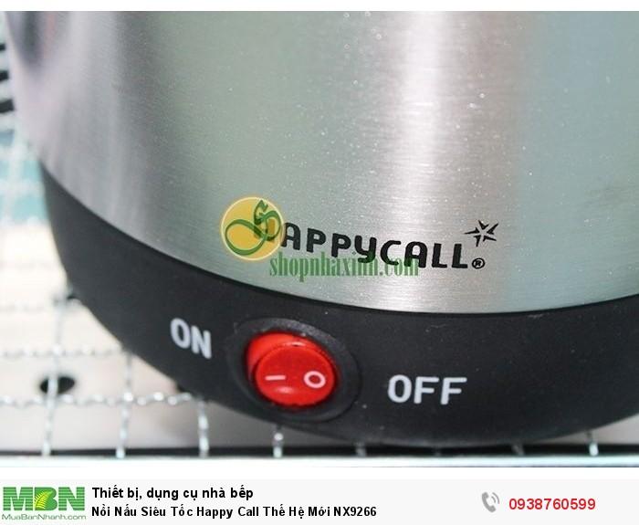Nồi Nấu Siêu Tốc Happy Call Thế Hệ Mới NX92662