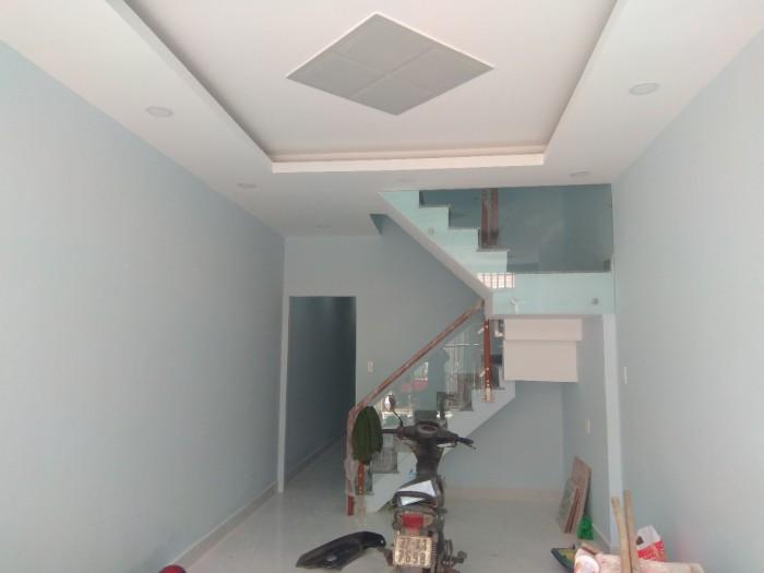Nhà ĐẸP dt sàn 110 m2, hẻm số 8 ngay đường Hồ Văn Tư, TĐ