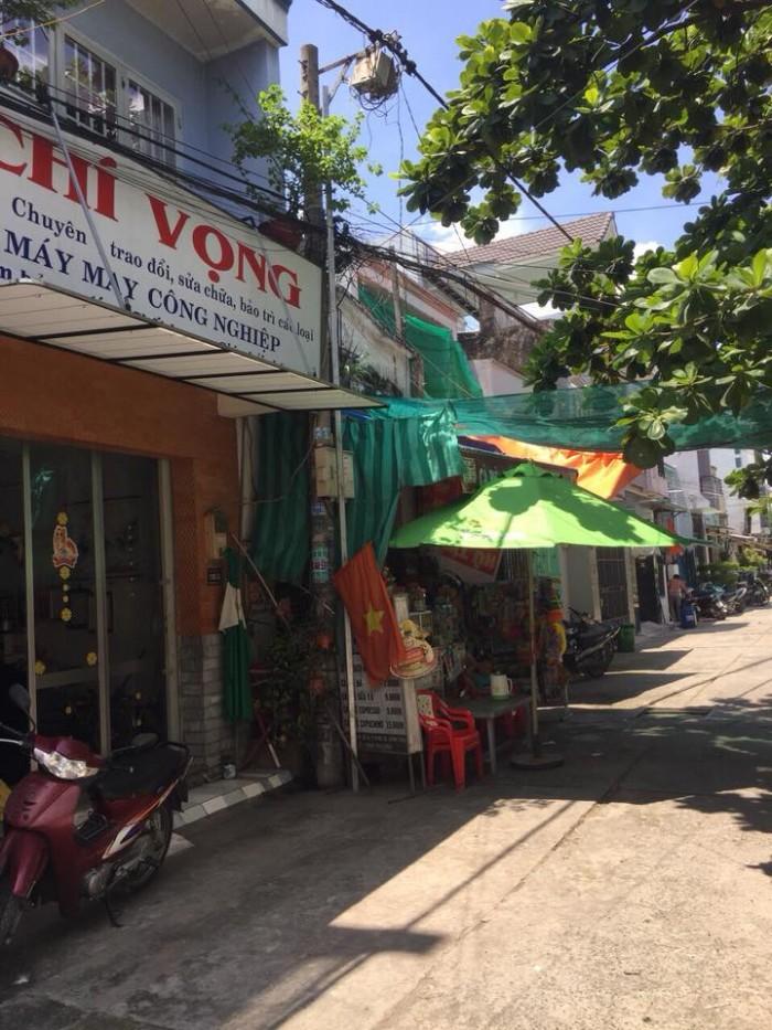 Bán nhà hẻm 6m đường số 8, Bình Hưng Hòa, 4x7m, 1 lầu