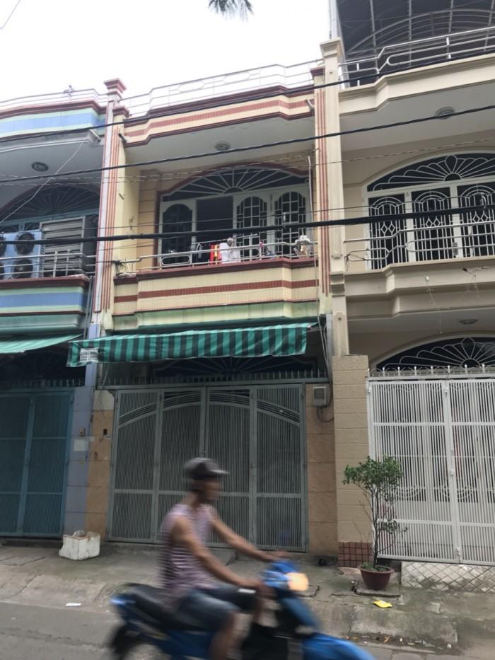 Bán nhà hẻm đường Đỗ Thừa Luông , P Tân Quý Q Tân Phú