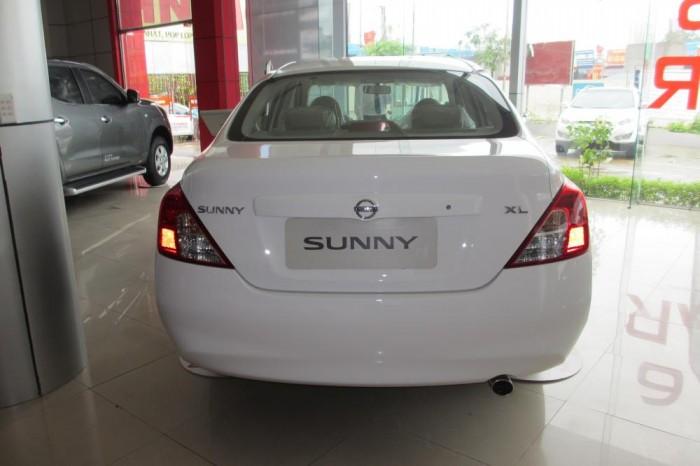 Bán Nissan Sunny XL 2018 mới 100% chỉ 120tr lấy xe ngay