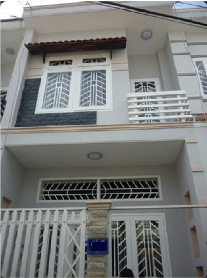 Bán nhà mới HXH Bình Thạnh 78m2 Phương 11 Lê Quang Định Ở ngay 4.75 tỷ.