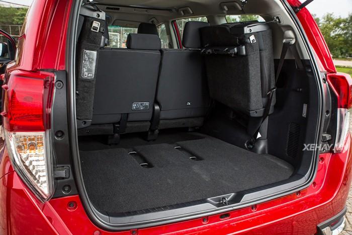 Toyota Innova V sản xuất năm 2018 Số tự động Động cơ Xăng