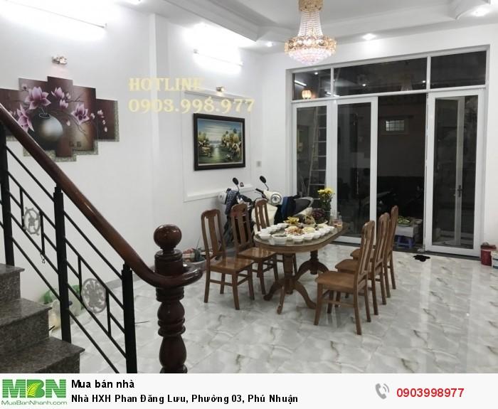 Nhà HXH Phan Đăng Lưu, Phường 03, Phú Nhuận