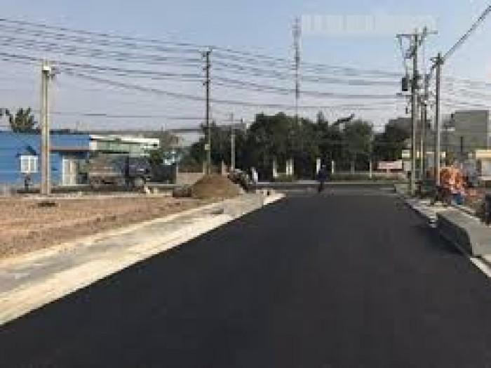 GẤP! Trả nợ bán đất mặt tiền Nguyễn Duy Trinh, Q.9, 75 m2, SHR.