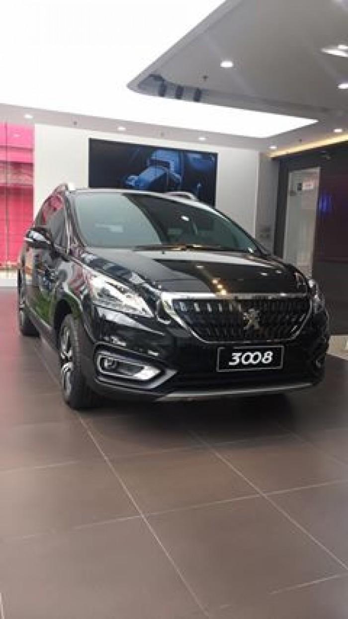 Giá xe Peugeot 3008 FL 2018 tại Thái Nguyên - Ưu Đãi HOT