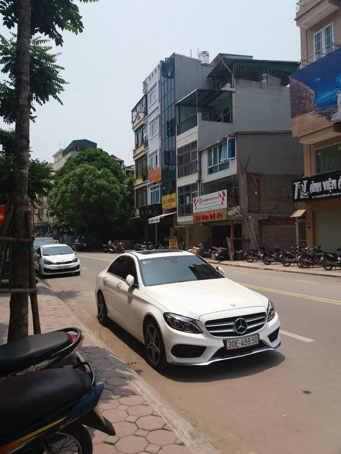 Bán nhà Mặt Phố Lãng Yên - Nguyễn Khoái, Hai Bà Trưng, 50m2, 5 tầng mới, kinh doanh đỉnh, 7,5 tỷ