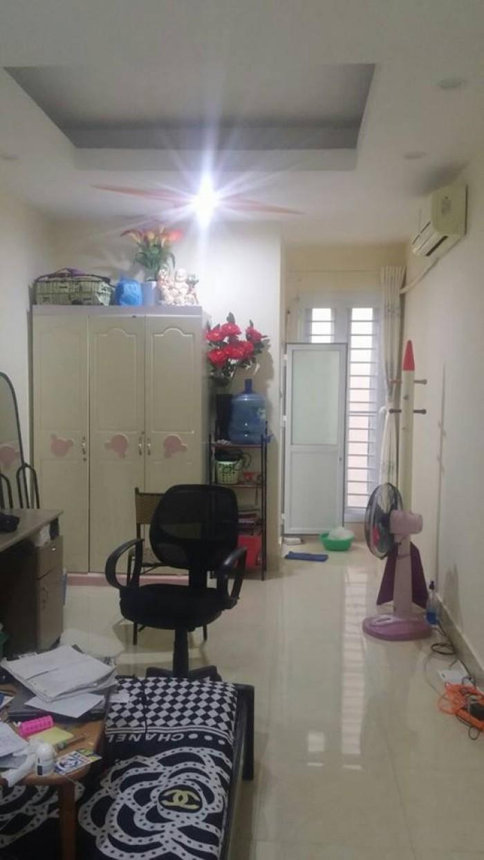Bán nhà riêng gần phố Huế, Bạch Mai 30m2 4 tầng