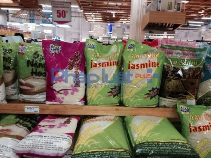 Gạo Jacmine long an0