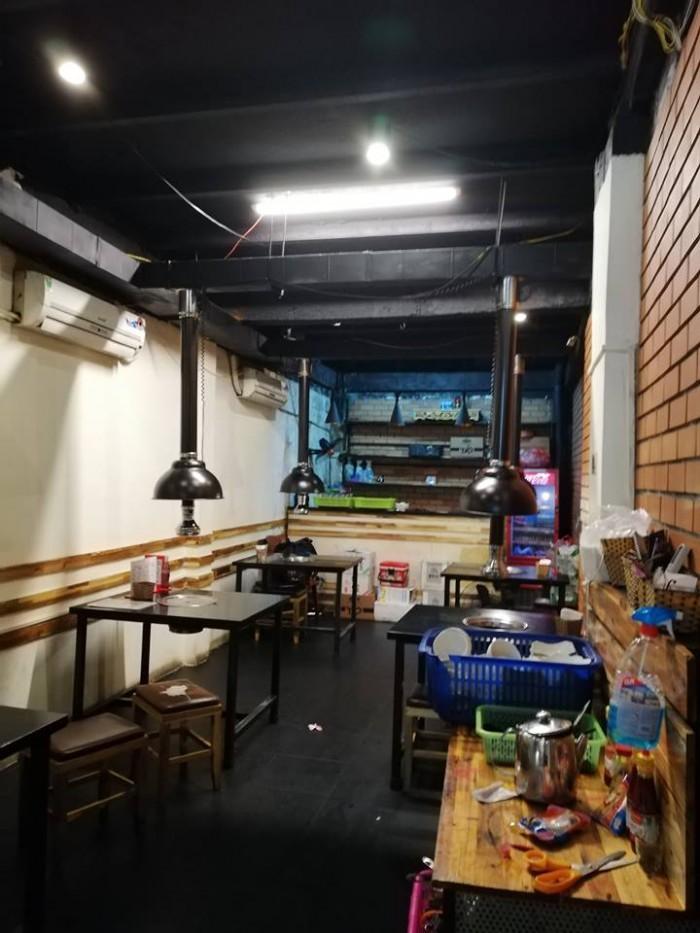 Cho thuê mặt phố Hai Bà Trưng – Nhà Hàng – Kinh Doanh – Trung Tâm Thẩm Mỹ 80m x3 tầng
