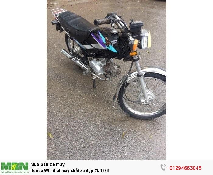 Honda Win thái máy chất xe đẹp đk 1998