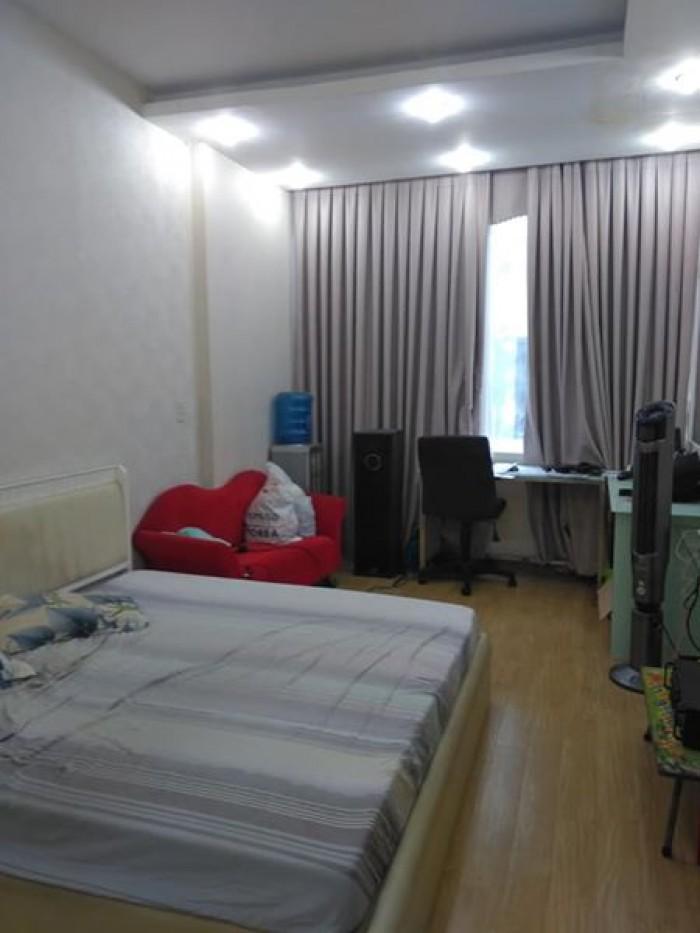 Bán nhà Trường Sa phường 3 Tân Bình, 30m2, 4 tầng, nhà mới, giá 4.7 tỷ.