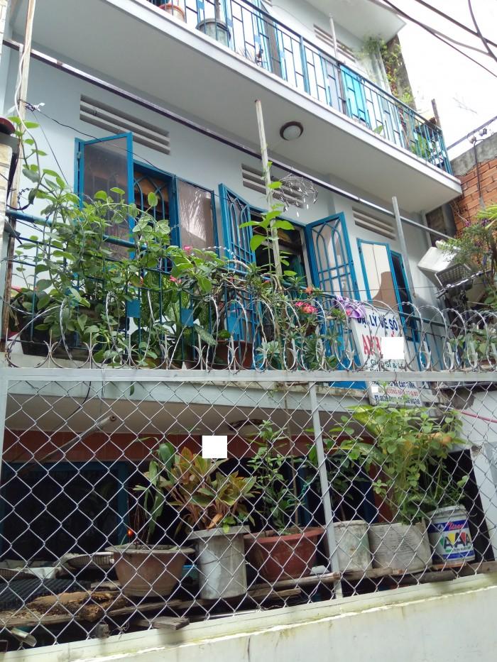 Bán nhà 44m2 đường Cô Giang, P.2, Phú Nhuận