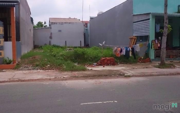 Thua độ bán gấp lô đất mặt tiền QL 22 ngay ngã ba thị trấn Trảng Bàng Tây Ninh