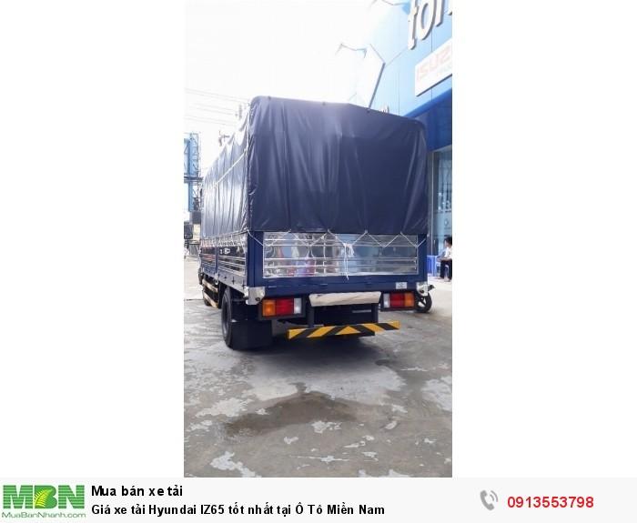 Giá xe tải Hyundai IZ65 tốt nhất tại Ô Tô Miền Nam 3