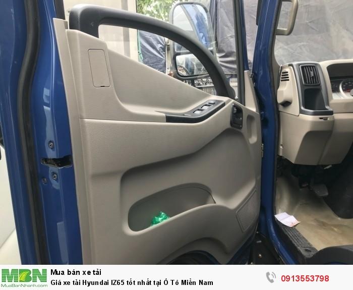Giá xe tải Hyundai IZ65 tốt nhất tại Ô Tô Miền Nam 4