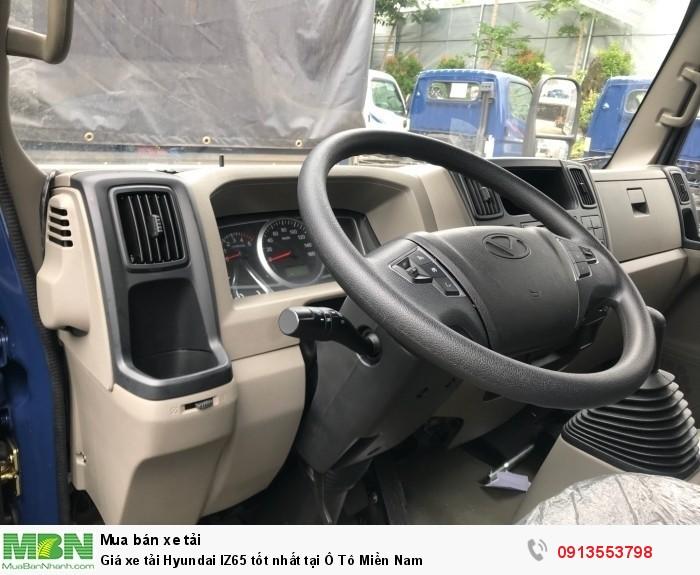 Giá xe tải Hyundai IZ65 tốt nhất tại Ô Tô Miền Nam 5