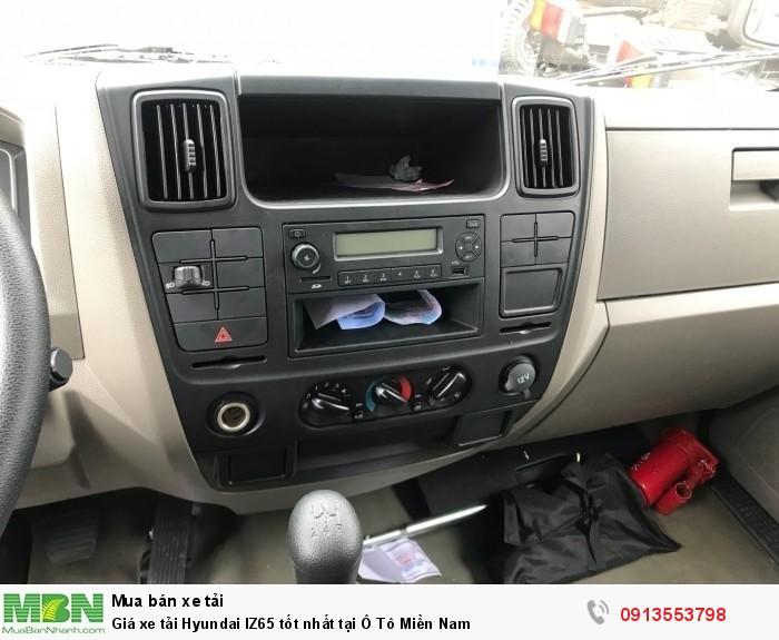 Giá xe tải Hyundai IZ65 tốt nhất tại Ô Tô Miền Nam 6