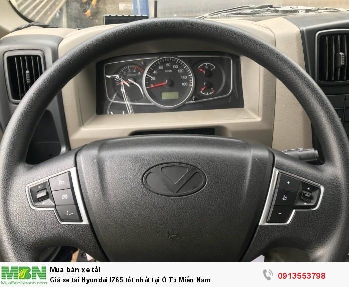 Giá xe tải Hyundai IZ65 tốt nhất tại Ô Tô Miền Nam 7