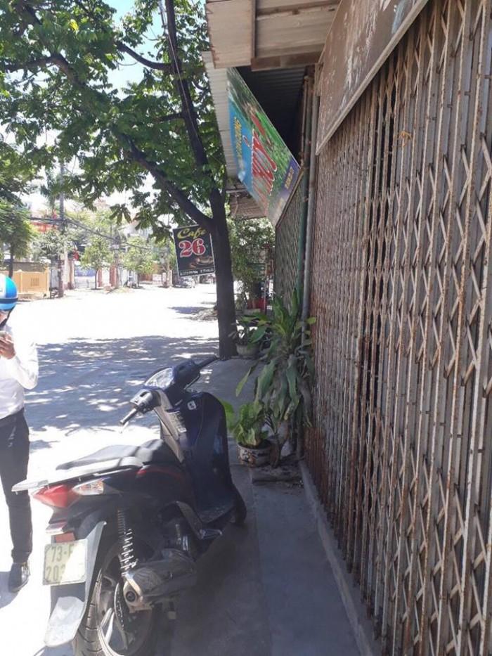 Cần tiền bán nhanh đất kèm nhà đường Phan Đình Phùng thích hợp kinh doanh