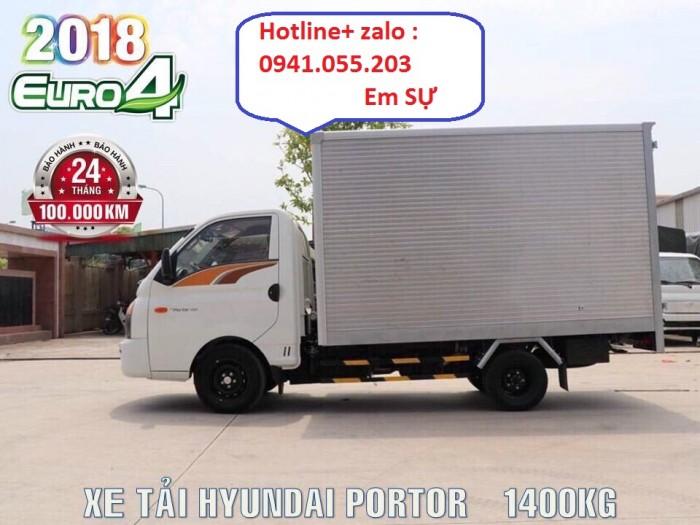 Xe Hyundai Porter- 1 tấn 5 *** 1T5### hỗ trợ trả góp