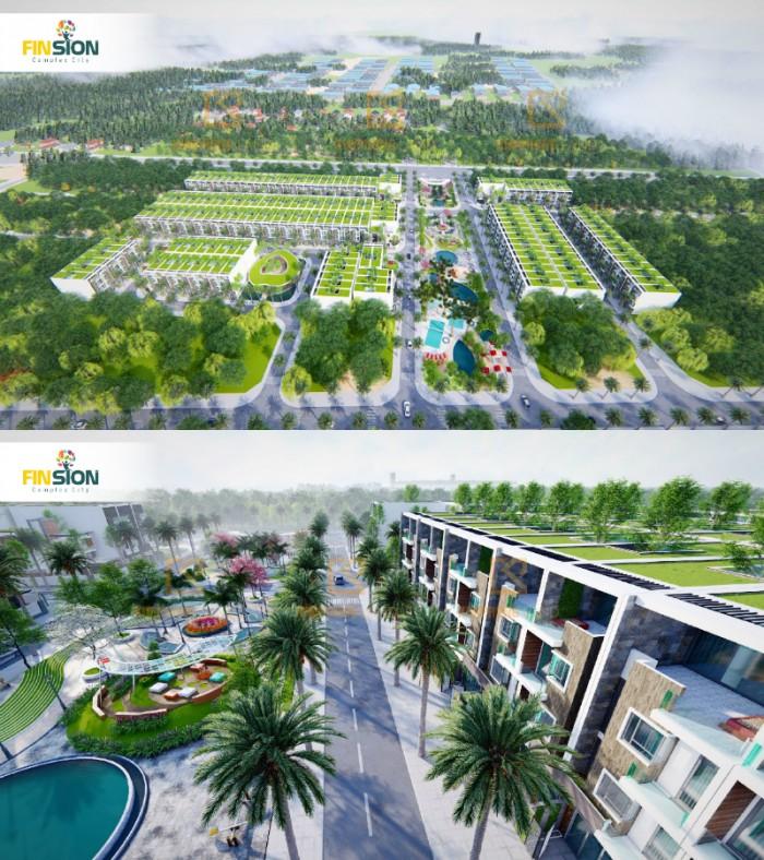 Đất Dự Án Mới - FINSION COMPLEX CITY