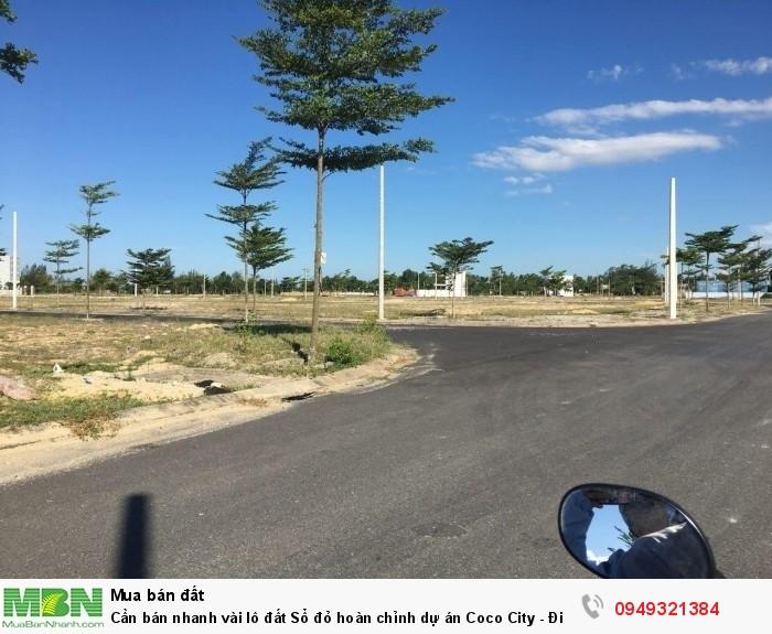 Cần bán nhanh vài lô đất Sổ đỏ hoàn chỉnh dự án Coco City - Điện ngọc, Ra Biển 800m