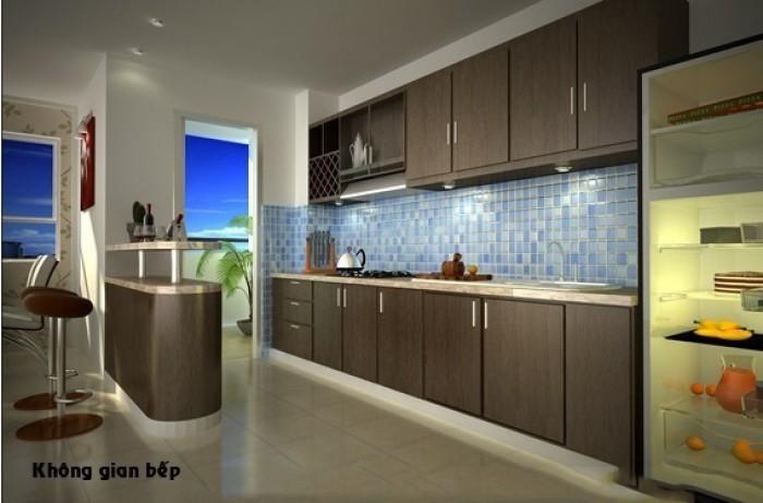 Bán gấp căn hô chung cư Tân Phú gồm 2PN, 2WC được trang bị đầy đủ nội thất cơ bản