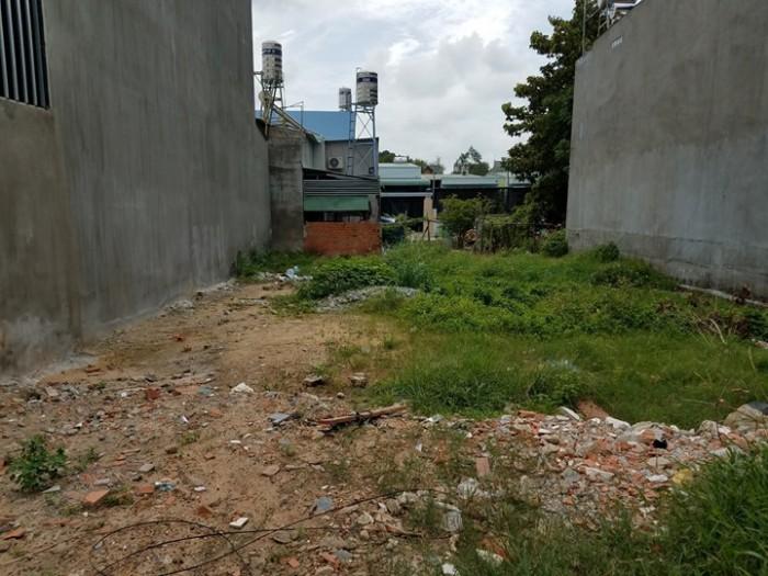 Bán đất Bình Chánh, xây dựng ngay, đường Thới Hòa, Vĩnh Lộc A, 5x16m, giá 576tr, SHR