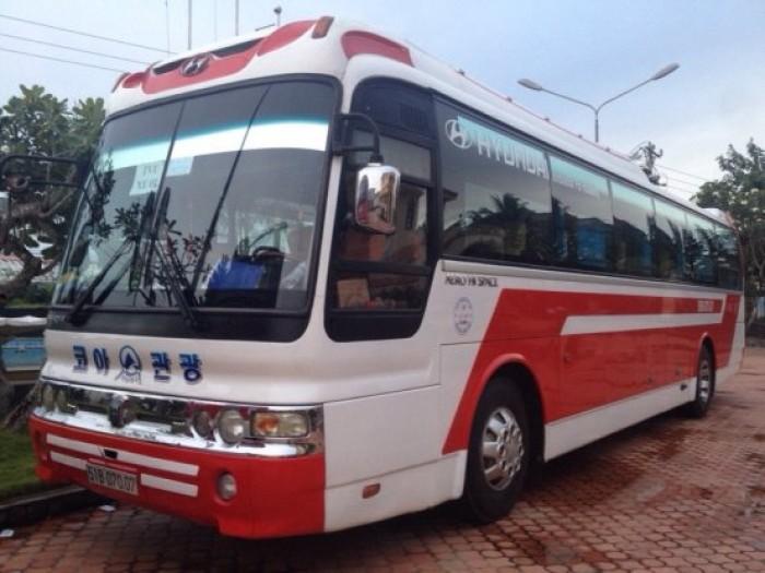 Cho thuê xe du lịch 29 chỗ tại Quận 12,Gò Vấp,Hóc Môn