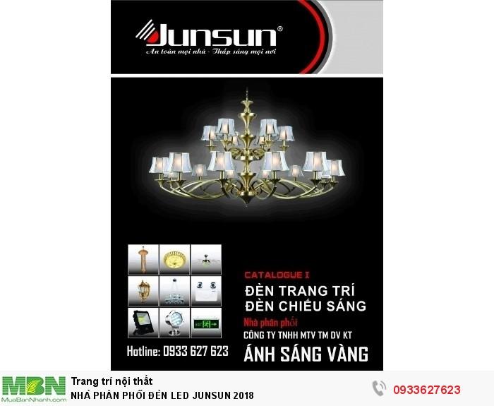 Nhà Phân Phối Đèn Led Junsun 20195