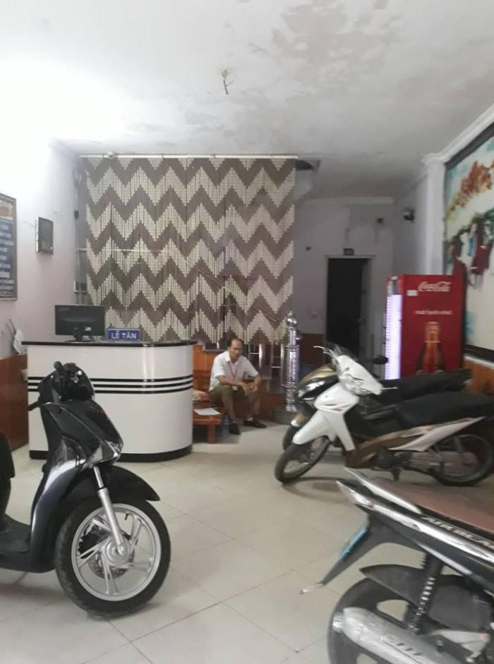 Cho thuê Nhà nghỉ, Căn hộ dịch vụ 13 phòng 70m x5.5 tầng, tại Khương Đình