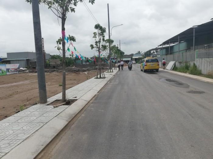 Đất Nền Vùng Ven Phía Tây Nam Sài Gòn