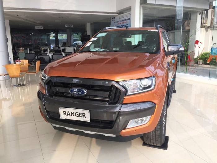 Ford Ranger Wildtrak phiên bản 2018 tại vĩnh phúc - rẻ nhất vịnh bắc bộ 5