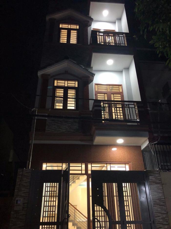 Bán nhà hẻm rộng Đường số 6, Dt 4x12m, Giá 3.78 tỷ TL, Phường BHH, Q.Bình Tân.