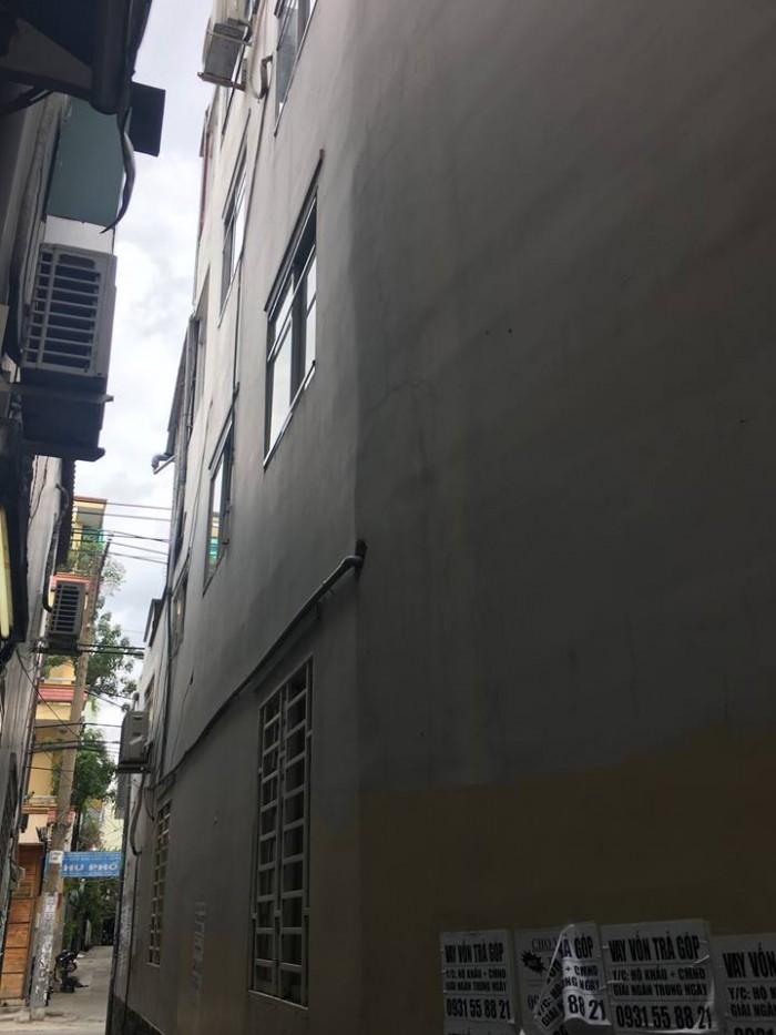 Nhà 2 MT Thích Quảng Đức, Phùng V Cung, 13x3, 4 tầng, 6.2 tỷ TL.