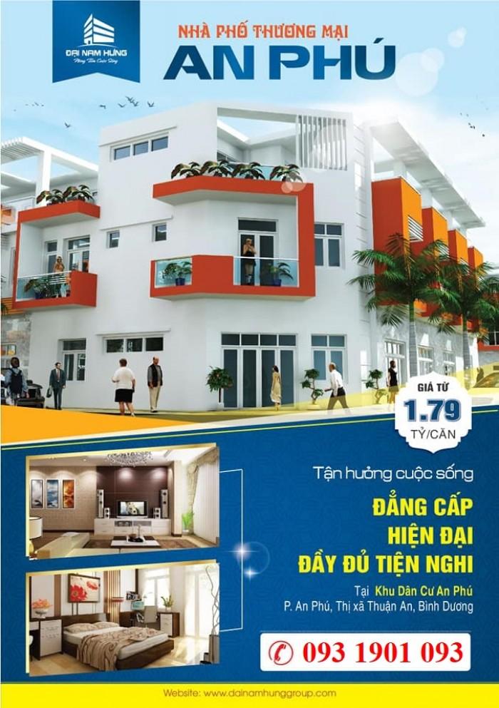 Nhà xây mới 100%. tặng full nội thất đạt chuẩn Singapore