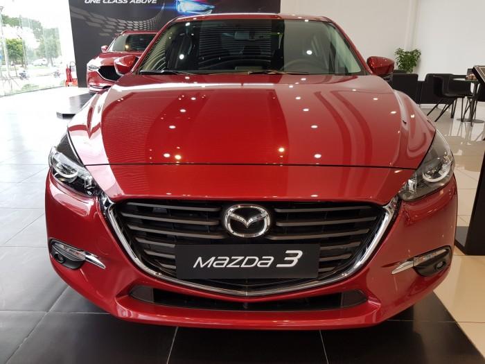 Mazda 3 2018, ưu đãi 20tr, chỉ 191tr có xe ngay