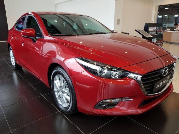 Mazda 3 2018, ưu đãi 20tr, chỉ 191tr có xe ngay 1