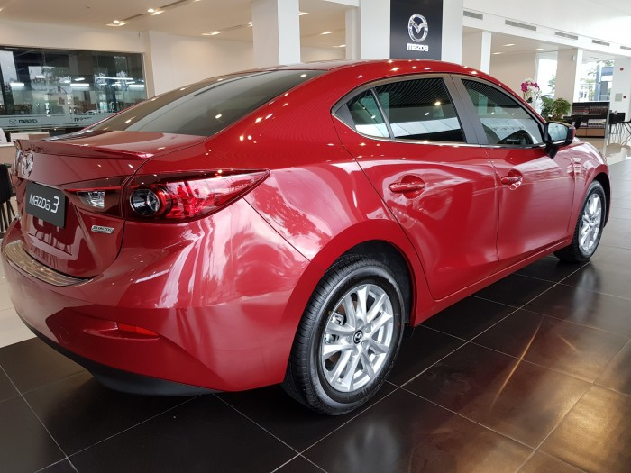 Mazda 3 2018, ưu đãi 20tr, chỉ 191tr có xe ngay 2
