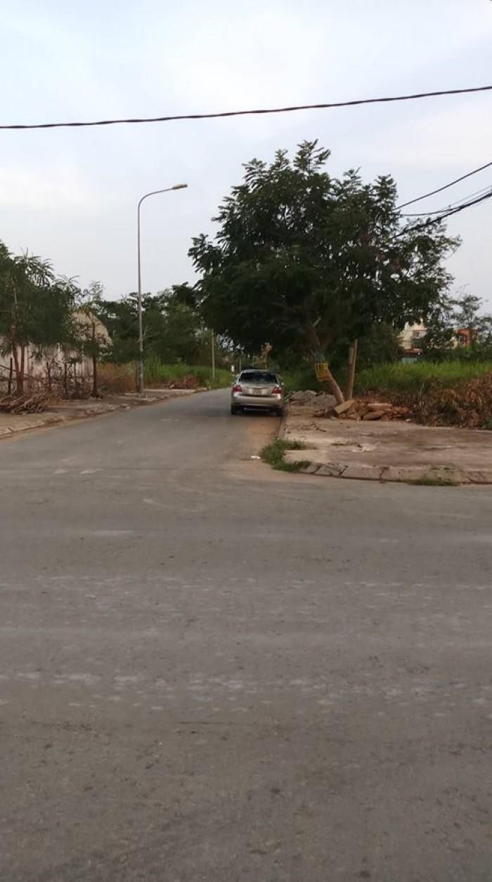 Bán đất đường H12 cần giuộc LA có SHR/GPXD,ĐTC 100%