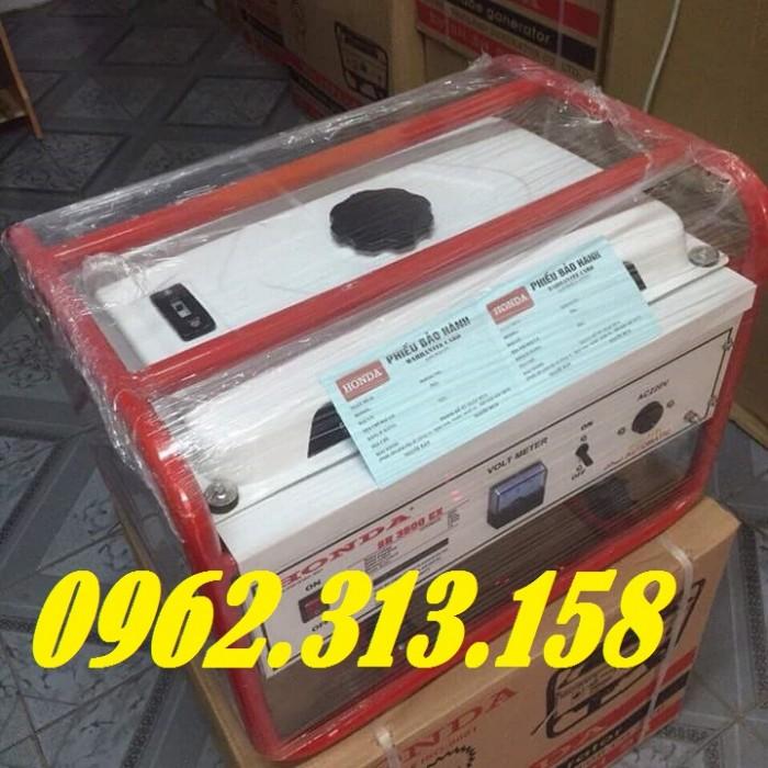 Máy phát điện 3 kw Honda giá rẻ nhất thị trường1