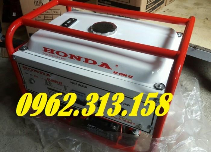 Máy phát điện 3 kw Honda giá rẻ nhất thị trường9