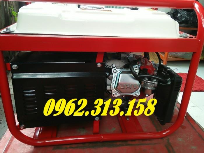 Máy phát điện 3 kw Honda giá rẻ nhất thị trường8
