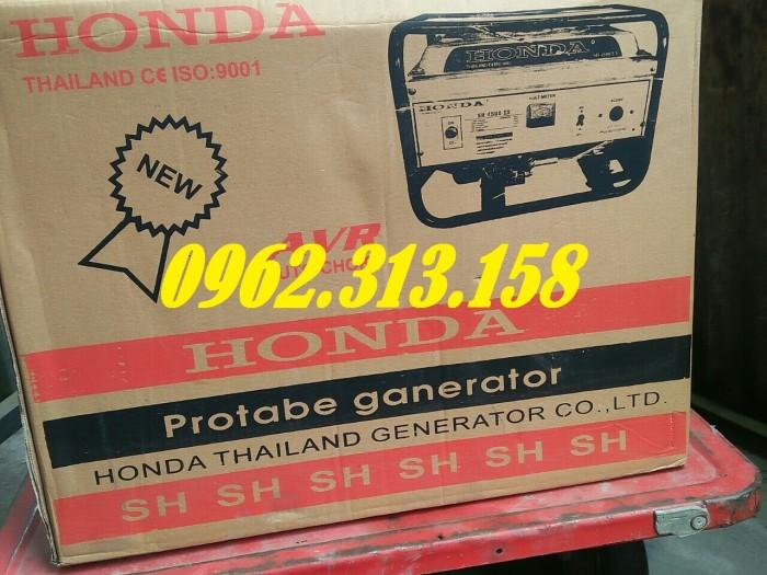 Máy phát điện 3 kw Honda giá rẻ nhất thị trường6