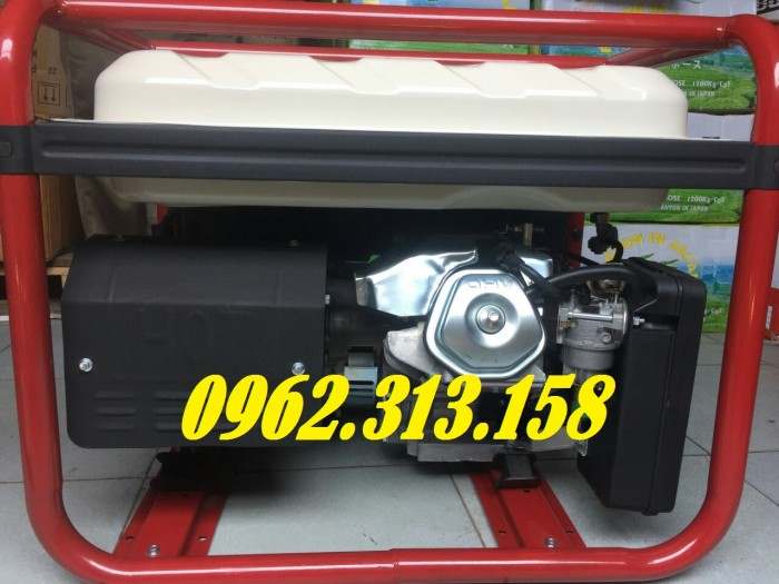 Máy phát điện 3 kw Honda giá rẻ nhất thị trường2