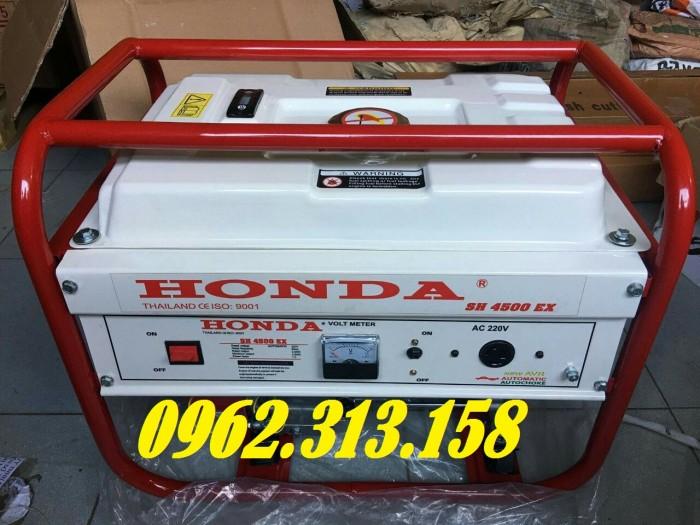 Máy phát điện 3 kw Honda giá rẻ nhất thị trường5